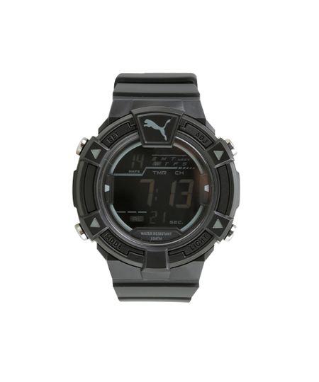 Relógio Puma Digital Masculino -  96289G0PVNP1 Preto