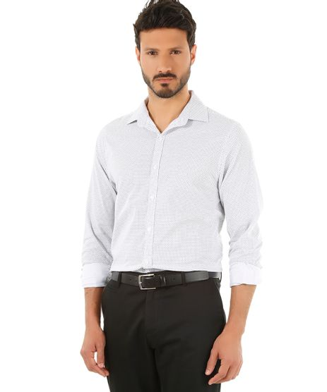 Camisa-Social-Slim-Estampada-Branca-8431258-Branco_1