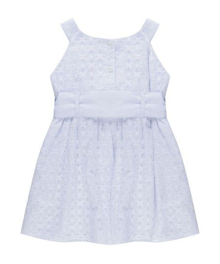 Vestido em Renda Branco