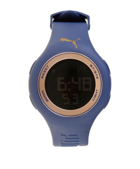 Relógio Puma Analógico Digital Masculino - 96142M0PVNP7 Azul Marinho