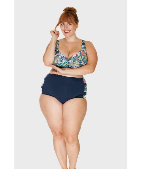 Parte de Baixo - Hot Pant Lorraine Cashmere Plus Size
