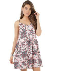 Vestido-Estampado-de-Borboletas-Rosa-Claro-8358327-Rosa_Claro_1