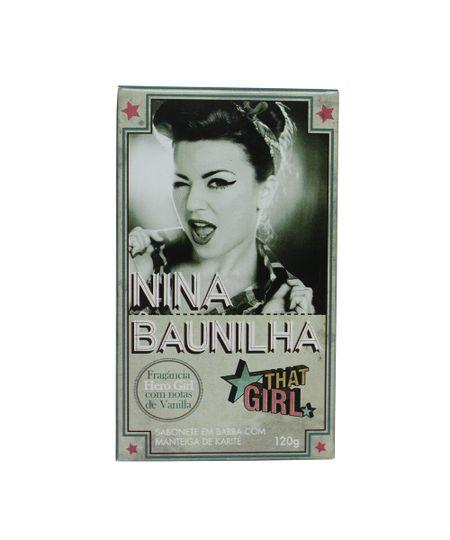 Sabonete em Barra That Girl Nina Baunilha