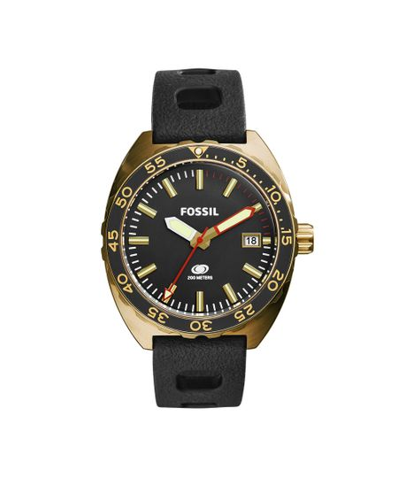 Relógio Fossil Masculino Fossil FS5050/8PN