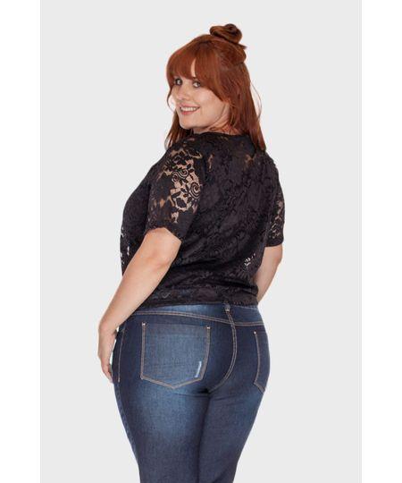 Blusa Vibrant Plus Size