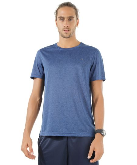 Camiseta Ace Basic Dry Azul