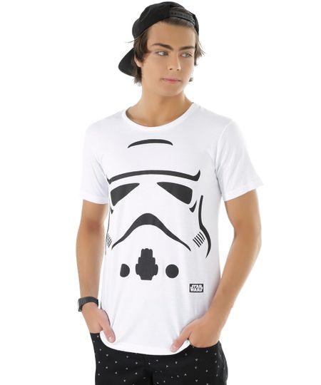 Camiseta Stormtroopers Branca