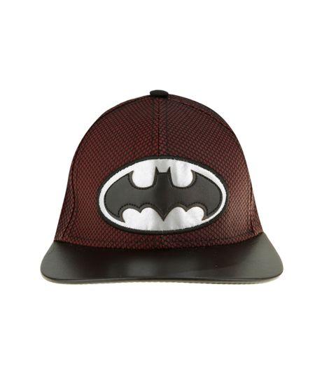 Boné Batman Vermelho