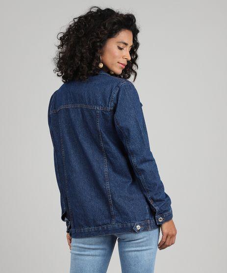 711fd0f78 Jaqueta Jeans Feminina em promoção - Compre Online - Melhores Preços ...
