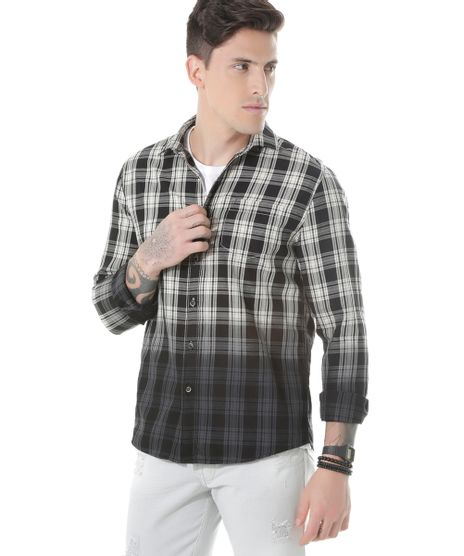 Camisa-Xadrez-Verde-Militar-8446648-Verde_Militar_1