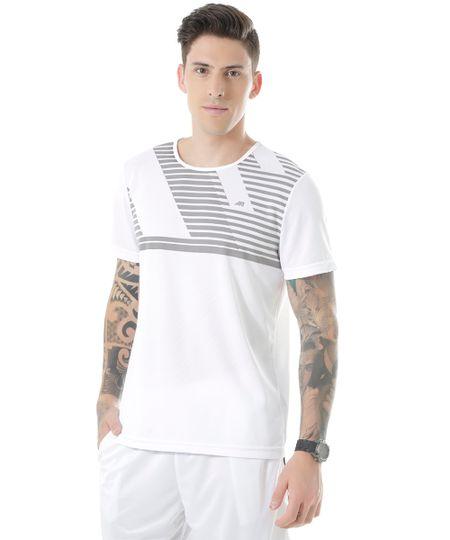 Camiseta de Treino Ace Branca