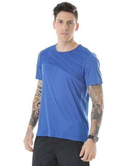 Camiseta de Treino Ace Azul
