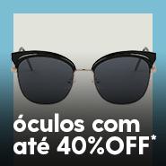 4f7f50c37316b Óculos com até 40%OFF