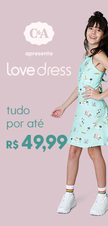 44b8c4137 confira agora Love Dress