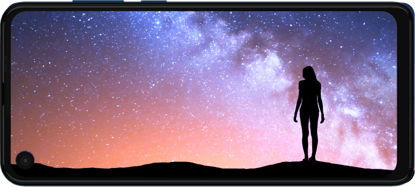 MotorolaOne Vision, Para ver e ser visto em qualquer luz.