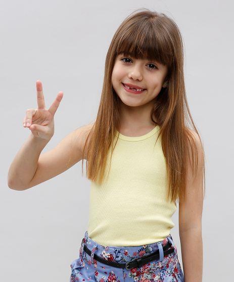 Regata-Infantil-Basica-Canelada-Amarela-9551792-Amarelo_1