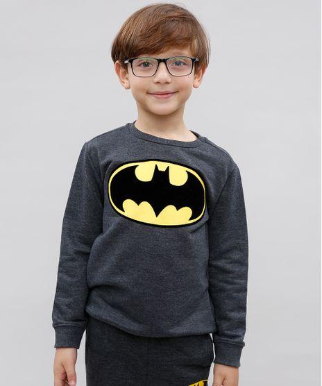 Blusao-Infantil-Batman-em-Moletom-Chumbo-9567683-Chumbo_1