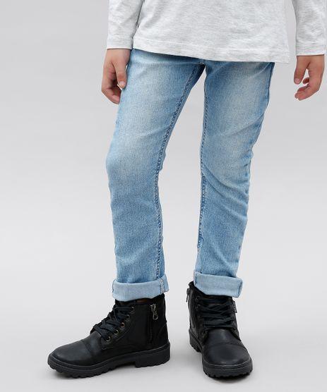 Calca-Jeans-Infantil-com-Bolsos-Azul-Claro-9540793-Azul_Claro_1