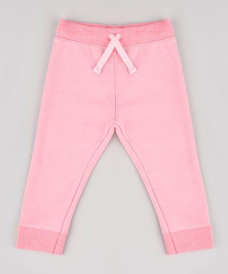 Calca-Infantil-Basica-em-Moletom-Rosa-9561593-Rosa_1