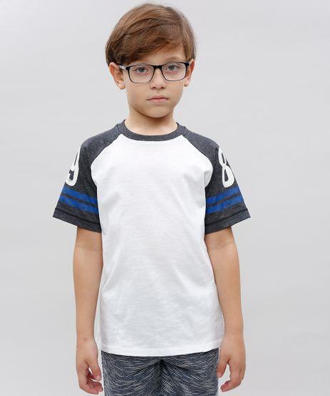 Camiseta-Infantil-com-Estampa-Numerica-Raglan-Manga-Curta-Off-White-9526791-Off_White_1