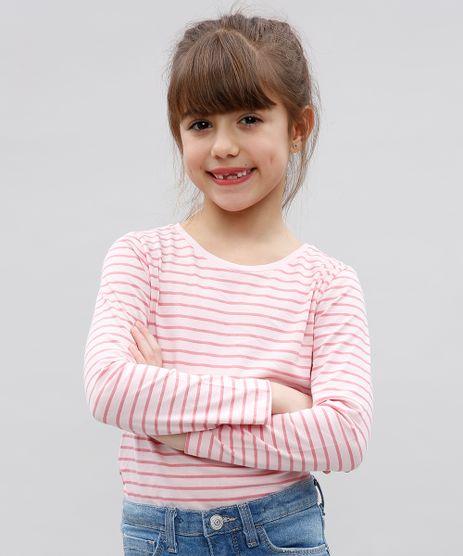 Blusa-Infantil-Listrada-Manga-Longa-Decote-Redondo-Rosa-Claro-9552414-Rosa_Claro_1