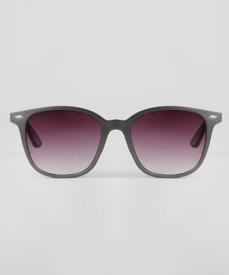 Oculos-de-Sol-Quadrado-Masculino-Oneself-Grafite-9636149-Grafite_1