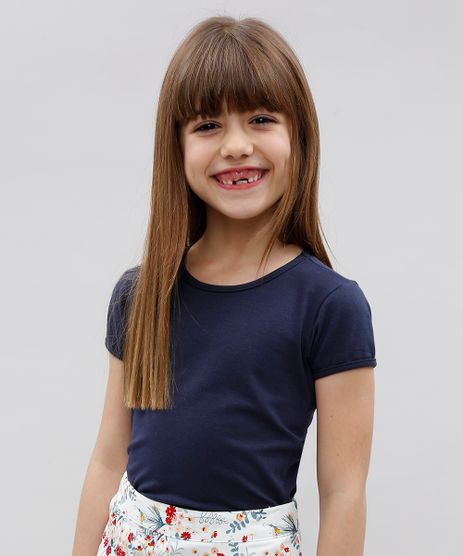 Blusa-Infantil-Basica-Manga-Curta-Decote-Redondo-Azul-Marinho-9547306-Azul_Marinho_1