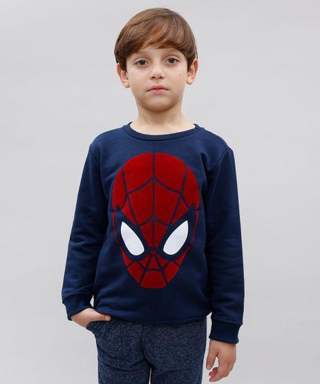 Blusao-Infantil-Homem-Aranha-em-Moletom-Azul-Marinho-9567778-Azul_Marinho_1