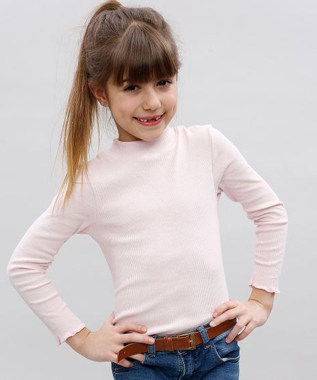 Blusa-Infantil-Basica-Gola-Alta-Manga-Longa-Rosa-Claro-9551803-Rosa_Claro_1
