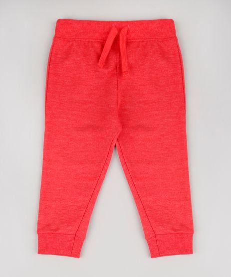 Calca-Infantil-Basica-em-Moletom-Vermelha-9562682-Vermelho_1