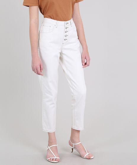 Calca-de-Sarja-Feminina-Mindset-Reta-Cropped-Off-White-9608238-Off_White_1