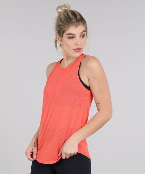 Regata-Feminina-Esportiva-Ace-com-Vazado-Decote-Redondo-Coral-9544020-Coral_1