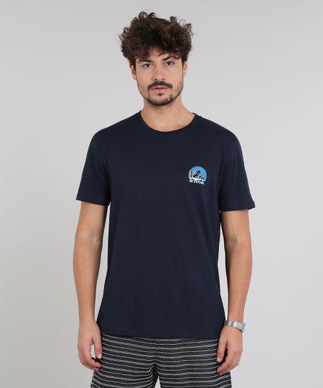 Camiseta-Masculina--Go-Explore--Manga-Curta-Gola-Careca-Azul-Marinho-9522217-Azul_Marinho_1
