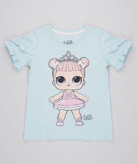 Blusa-Infantil-Lol-Surprise-com-Babado-Manga-Curta-Azul-Claro-9585668-Azul_Claro_1