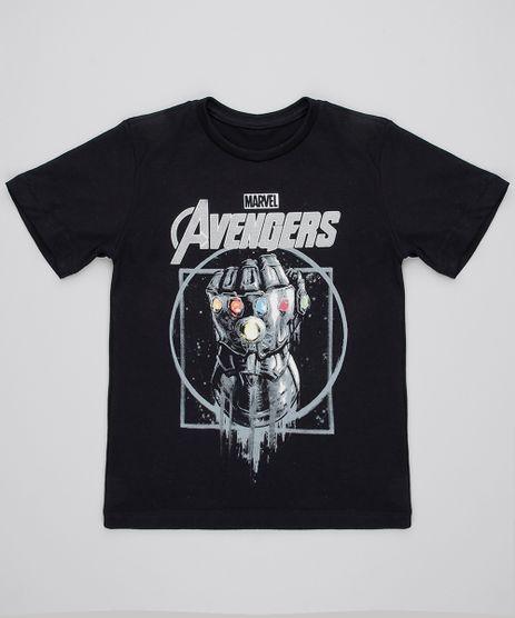 Camiseta-Infantil-Os-Vingadores-Manopla-Manga-Curta-Gola-Careca-Preta-9565274-Preto_1