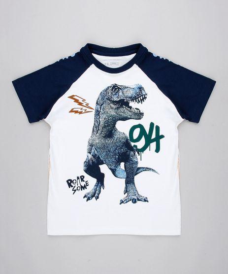 Camiseta-Infantil-Flame-Dinossauro-Manga-Curta-Raglan-Gola-Careca-Branca-9534638-Branco_1