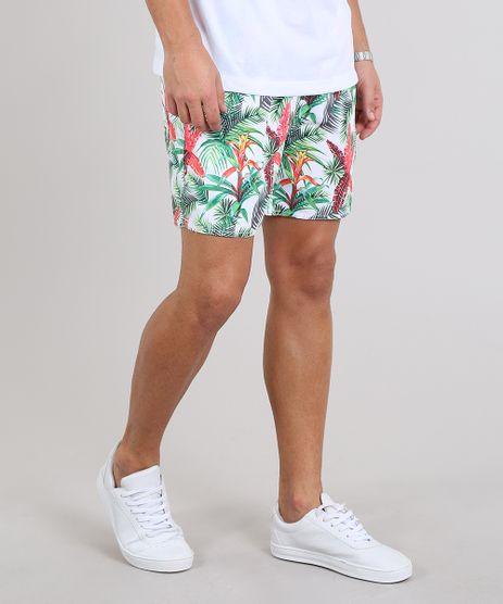 Short-Masculino-Estampado-Tropical-com-Bolsos-Off-White-9421217-Off_White_1