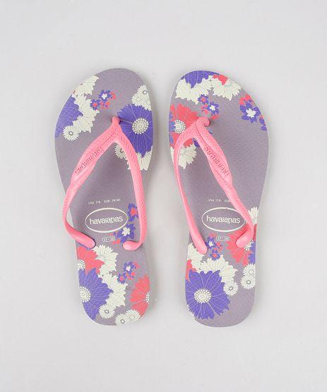 Chinelo-Feminino-Havaianas-com-Estampa-Floral-Roxa-9598732-Roxo_1
