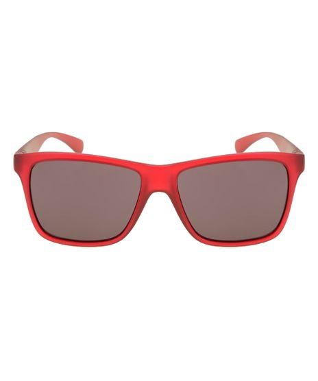 3ba380109e Oculos-Quadrado-Masculino-Oneself-Vermelho-8543533-Vermelho 1