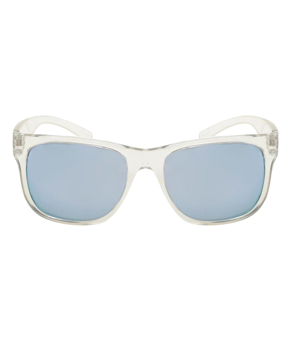 Óculos de Sol Quadrado Masculino Oneself Transparente - ceacollections 765b381213