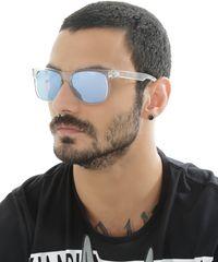 8c46077ed1c3f ... Oculos-Quadrado-Masculino-Oneself-Transparente-8562425-Transparente 1  ...