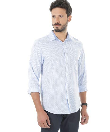 Camisa-Slim-Listrada-Azul-Claro-8443097-Azul_Claro_1
