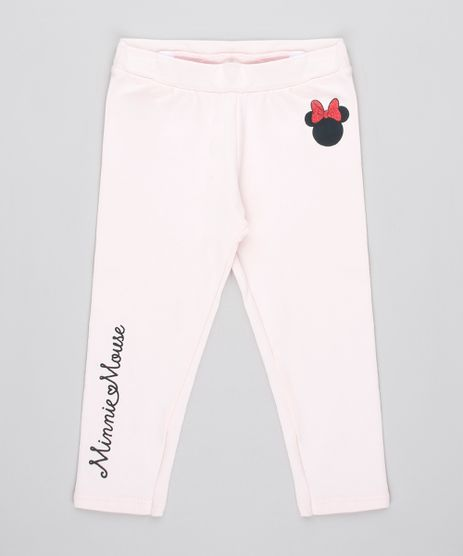 Calca-Legging-Infantil-Minnie-Rose-9577618-Rose_1