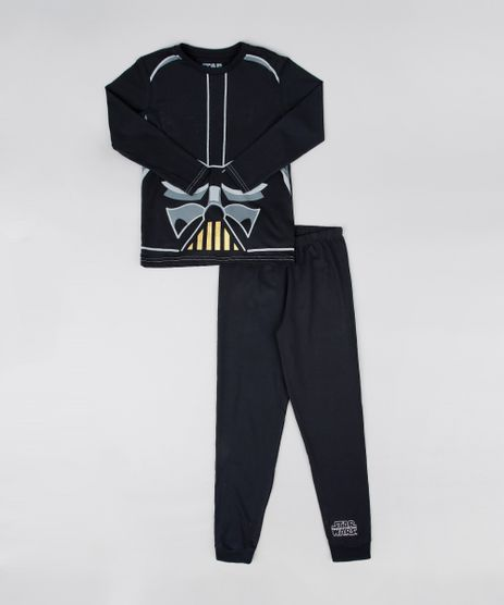 Pijama-Infantil-Darth-Vader-Star-Wars-Manga-Longa-Preto-9528606-Preto_1