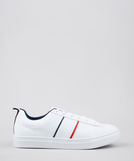Tenis-Masculino-com-Recorte-Navy-Branco-9629113-Branco_1