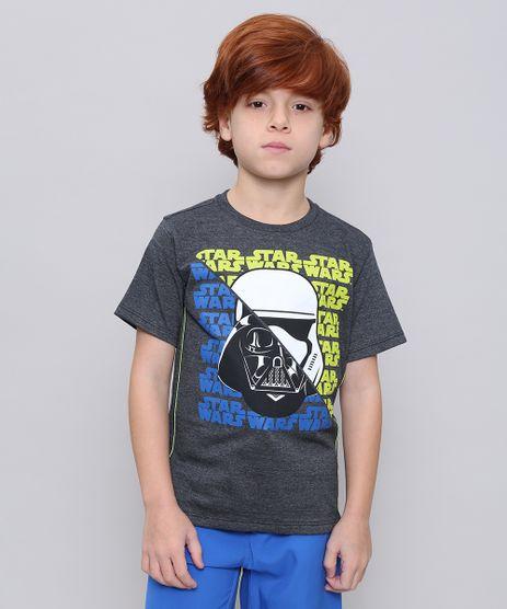 Camiseta-Infantil-Star-Wars-Neon-Manga-Curta--Cinza-Mescla-Escuro-9614217-Cinza_Mescla_Escuro_1