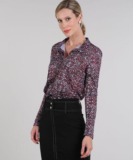 Camisa-Feminina-Estampada-Manga-Longa-Preta-9557503-Preto_1