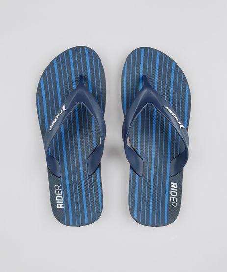 Chinelo-Masculino-Rider-Listrado-Azul-Marinho-9604860-Azul_Marinho_1