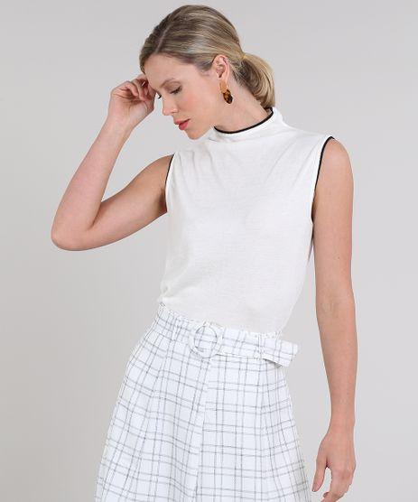 Regata-Feminina-Bicolor-em-Trico-Gola-Alta-Off-White-9601727-Off_White_1