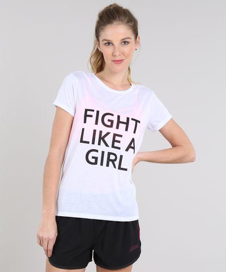 Blusa-Feminina-Esportiva-Ace--Fight-Like-a-Girl--Manga-Curta-Branca-9606559-Branco_1